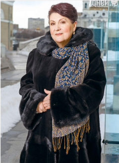 Ольга Анохина: «Неожиданная встреча»