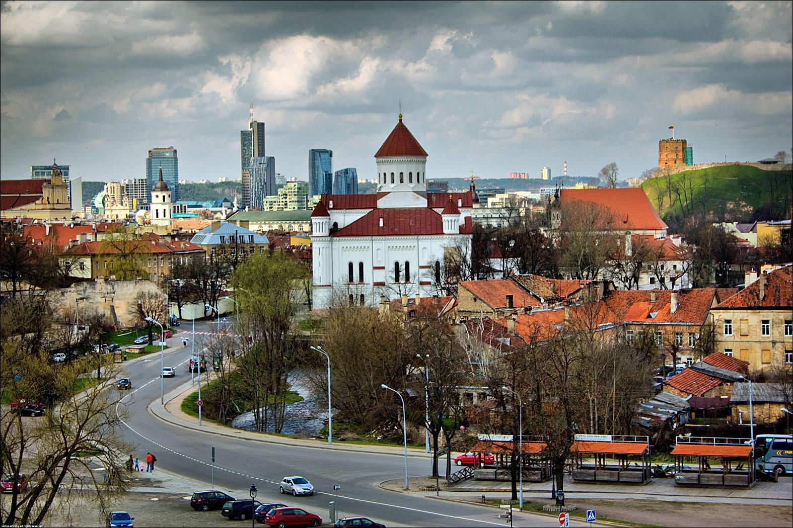 В Литве стало просторнее на 38 тысяч жителей