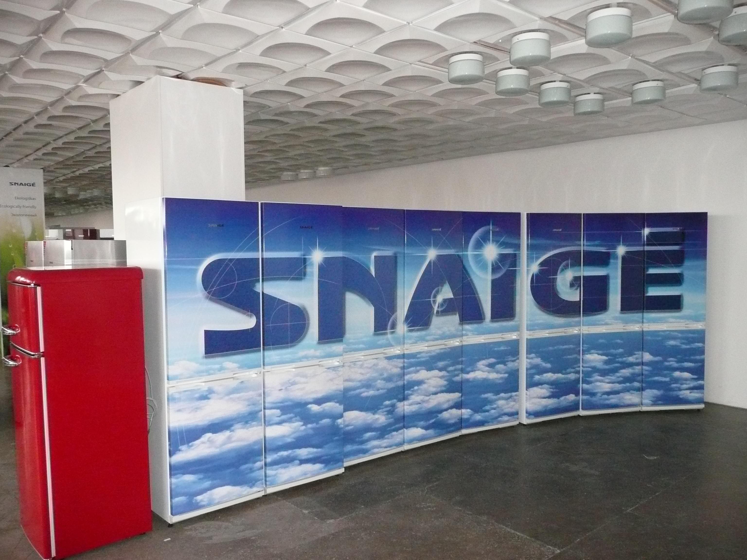 Банк Литвы решил образцово наказать производителя холодильников Snaige