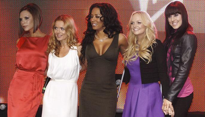 Бывшие участницы Spice Girls получат по10 млн фунтов завоссоединение коллектива