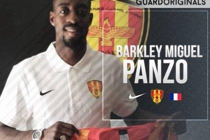 Литовский клуб «Паневежис» объявил оподписании договора снападающим Баркли Мигелем Панзо