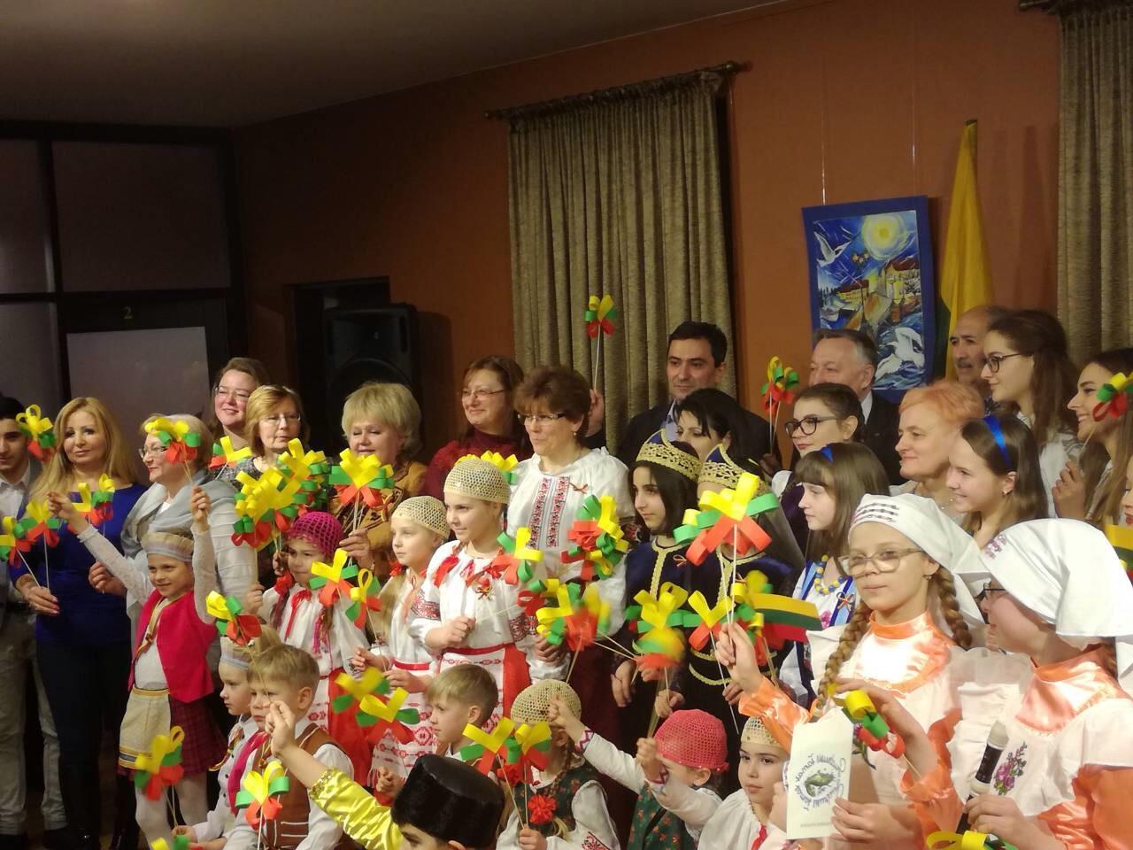 Мы – дети Литвы