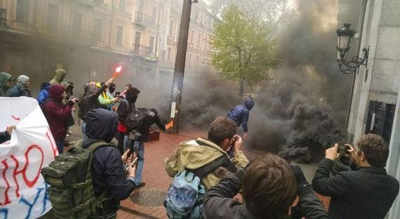 Отреагирует ли ПА ОБСЕ на нападение на офис Россотрудничества в Киеве?