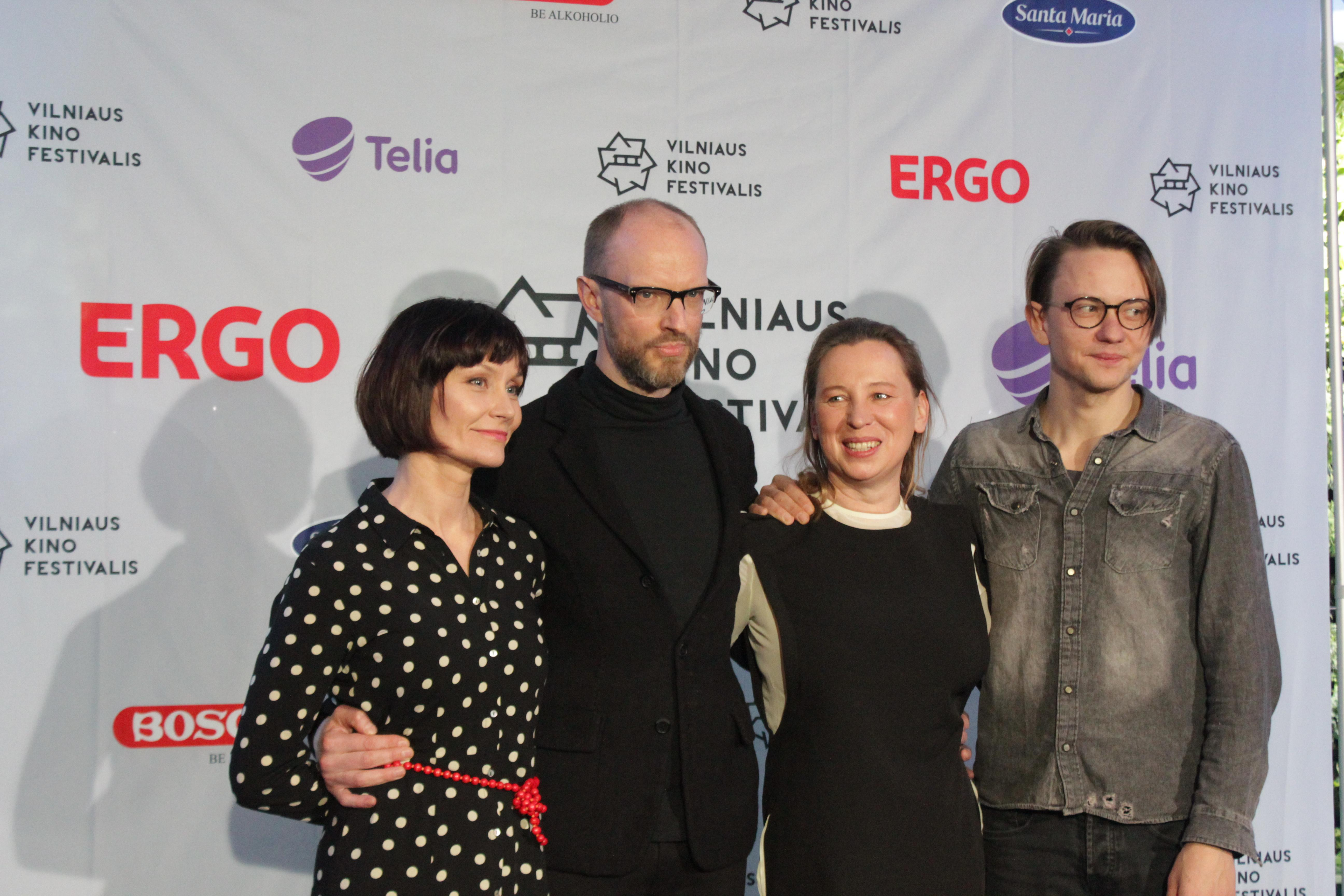 В Литве продолжаются выборы лучшего актёра и лучшей актрисы