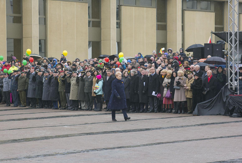 Президент Литвы Грибаускайте пояснила, почему непоздравила В. Путина спобедой навыборах