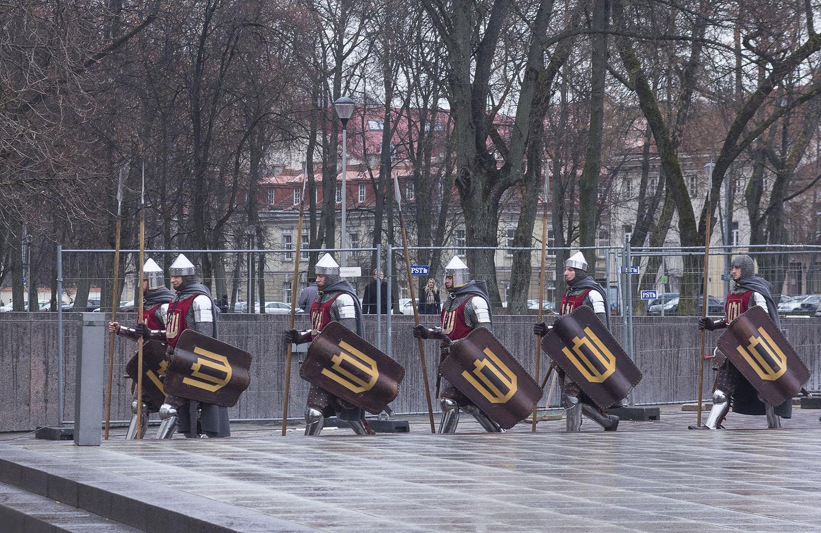 Литва поделилась в Германии «опытом гибридной войны с Россией»