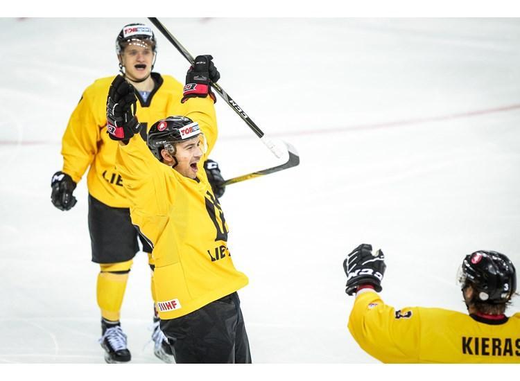 Видеотрансляция, Литва— Украина: хоккей, чемпионат мира, Дивизион 1В