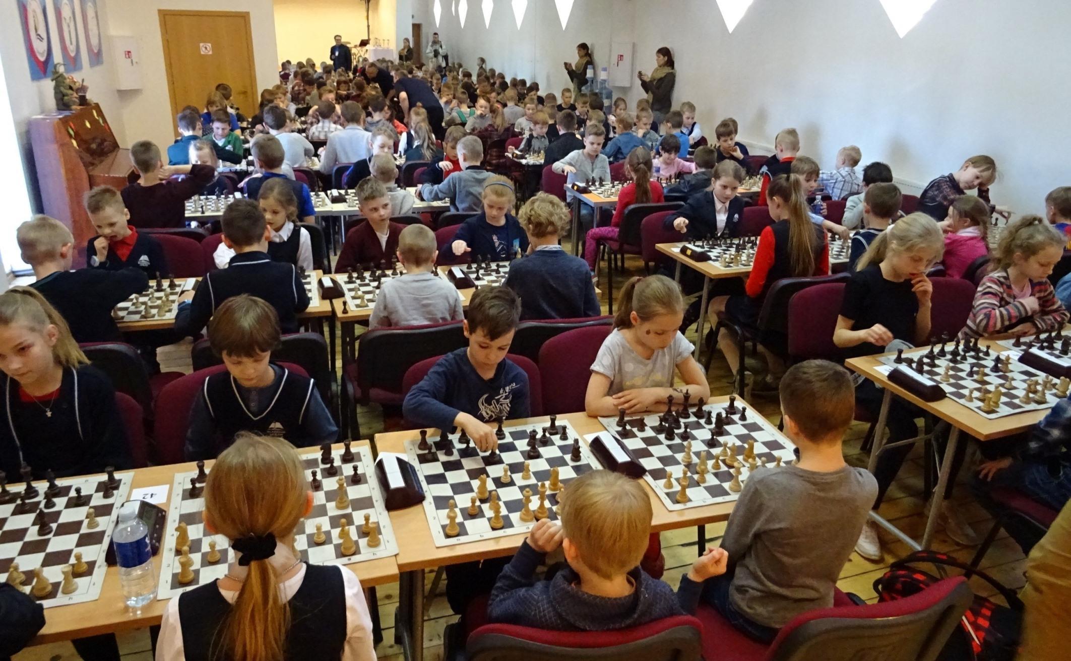 Шахматы балтийского берега