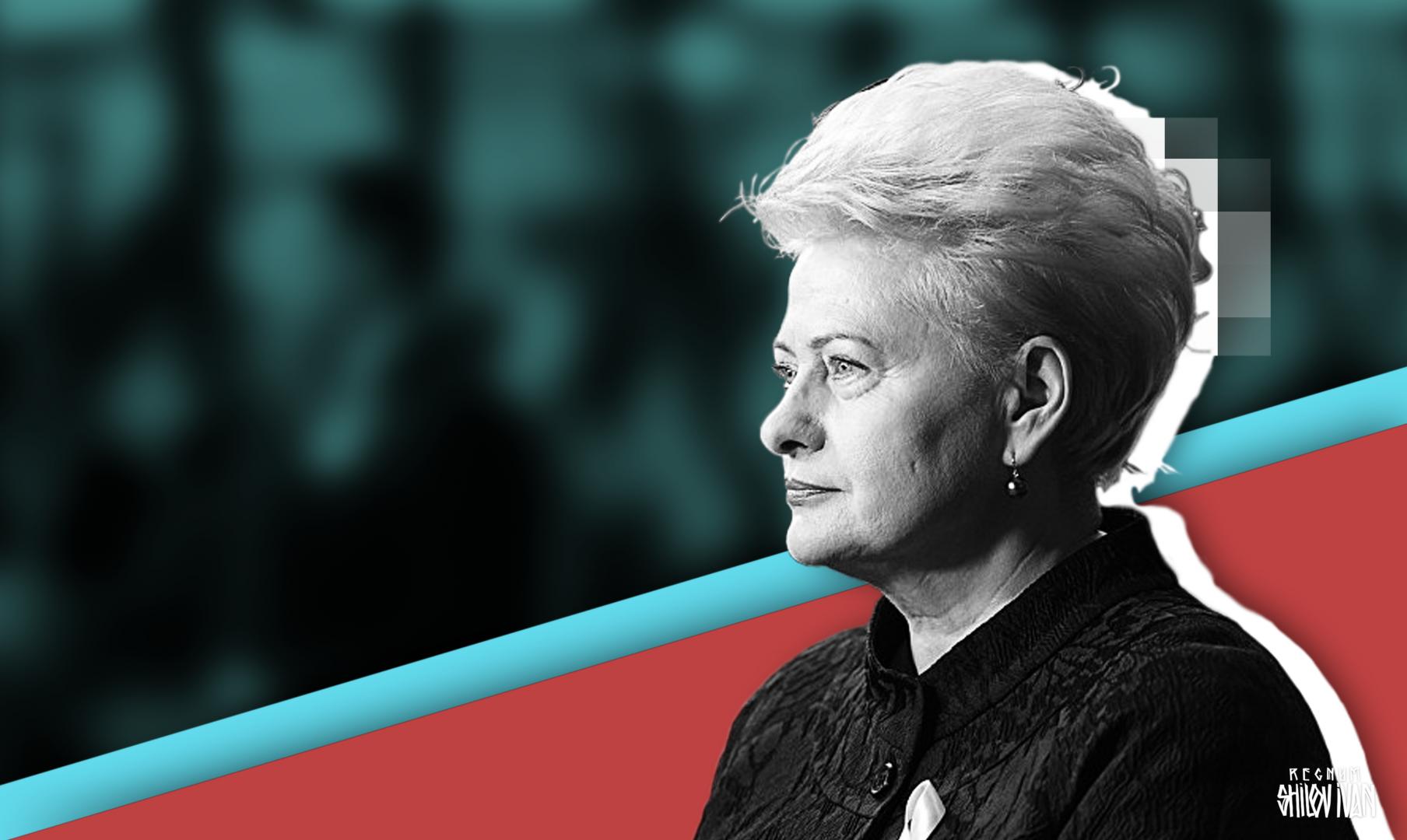 В Литве президента обвинили в отвлечении внимания от собственного скандала