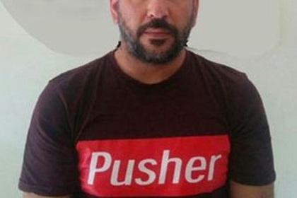 Итальянского наркодилера вычислили по футболке с надписью «наркодилер»