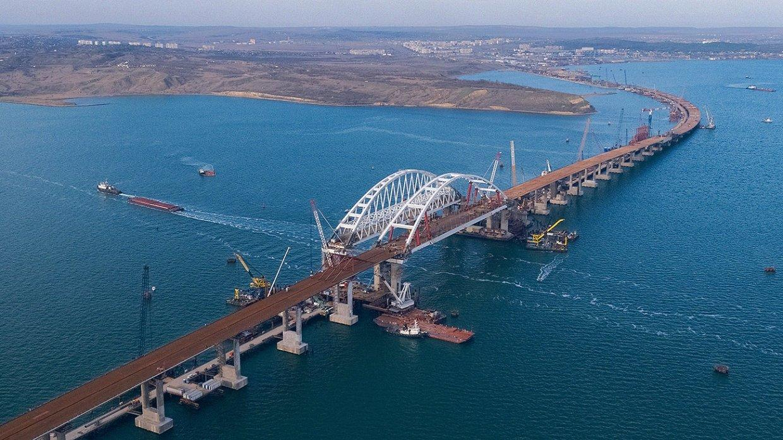 Порошенко резко отреагировал на открытие Крымского моста