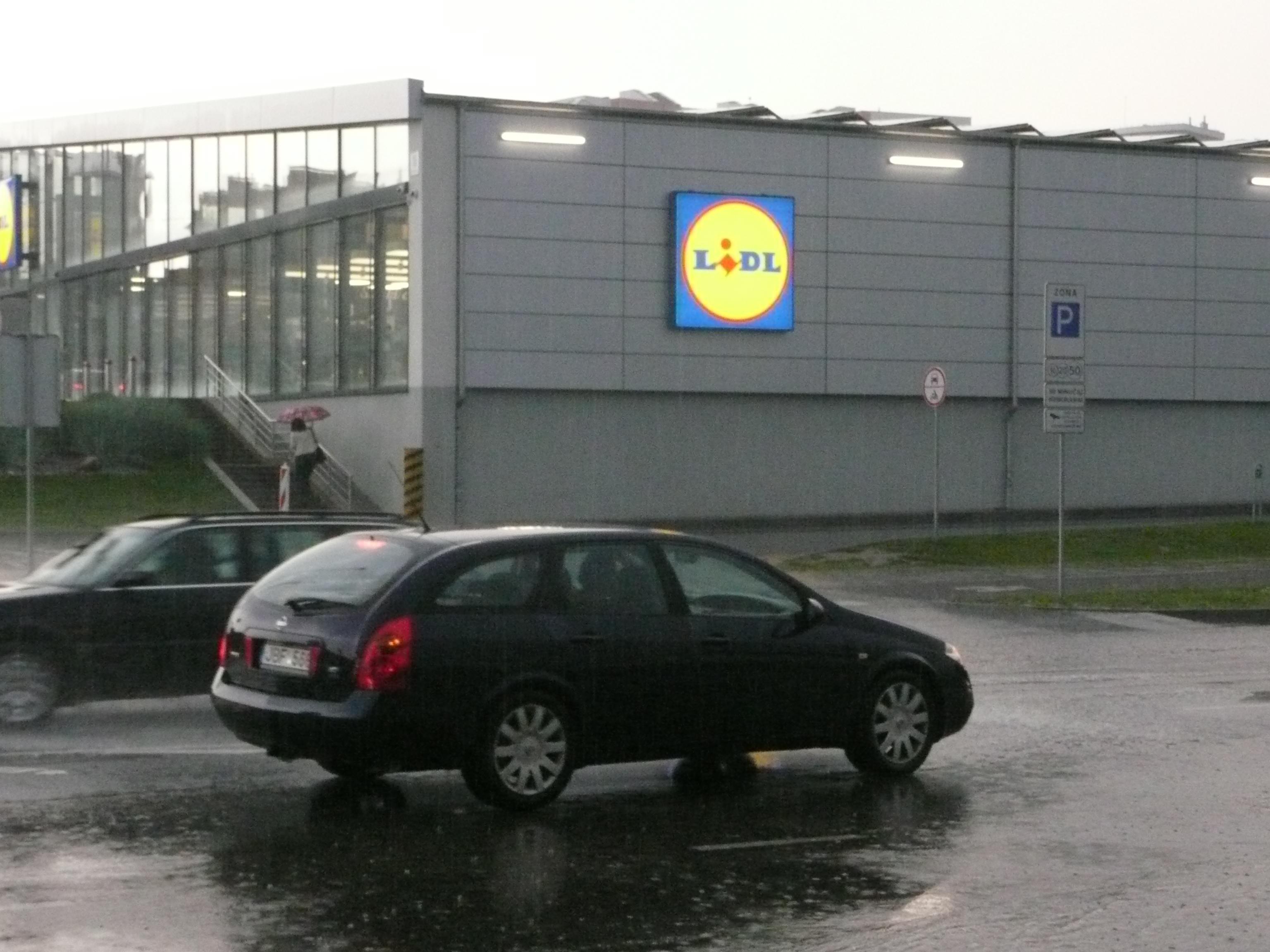 Lidl подпортил картинку в Литве