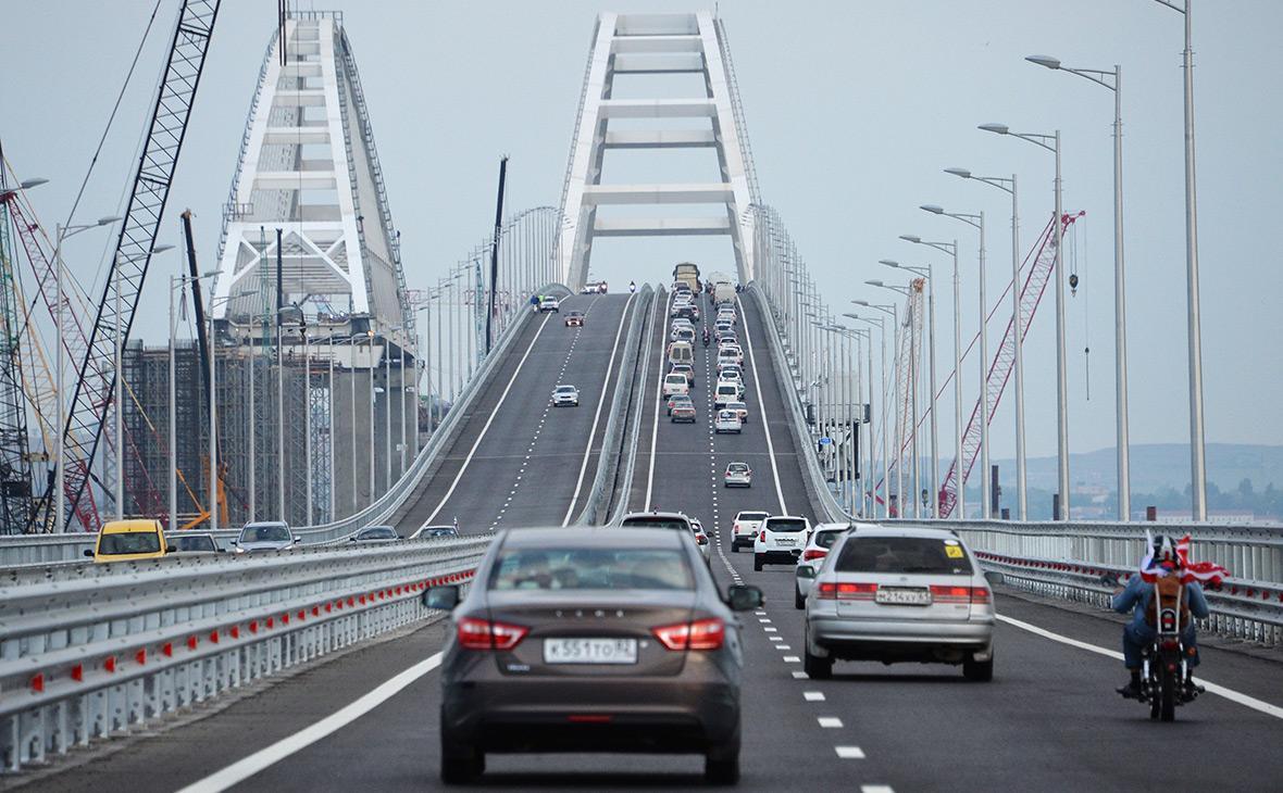 Киев подсчитал убытки от Крымского моста и пообещал выставить России счет