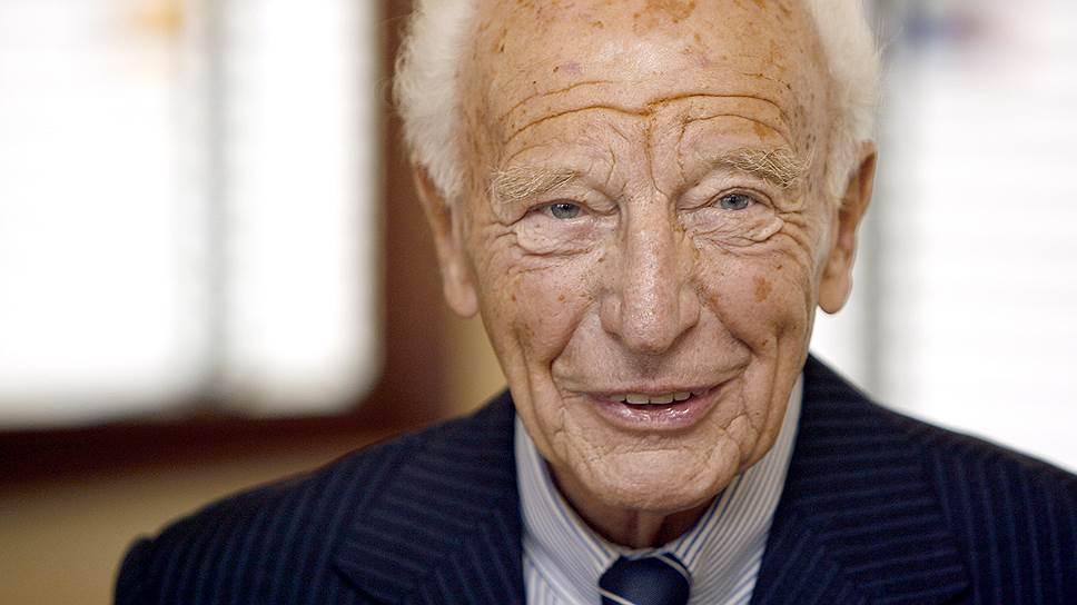 Скончался прежний президент Германии Вальтер Шеель