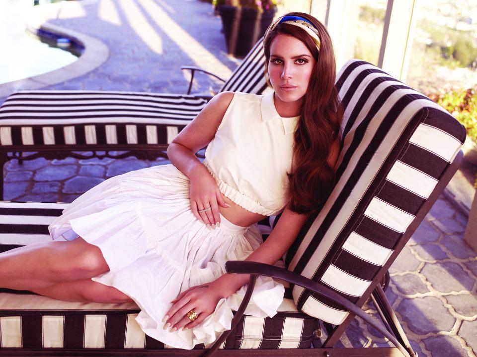 Lana Del Rey — Groupie Love feat. A$AP Rocky