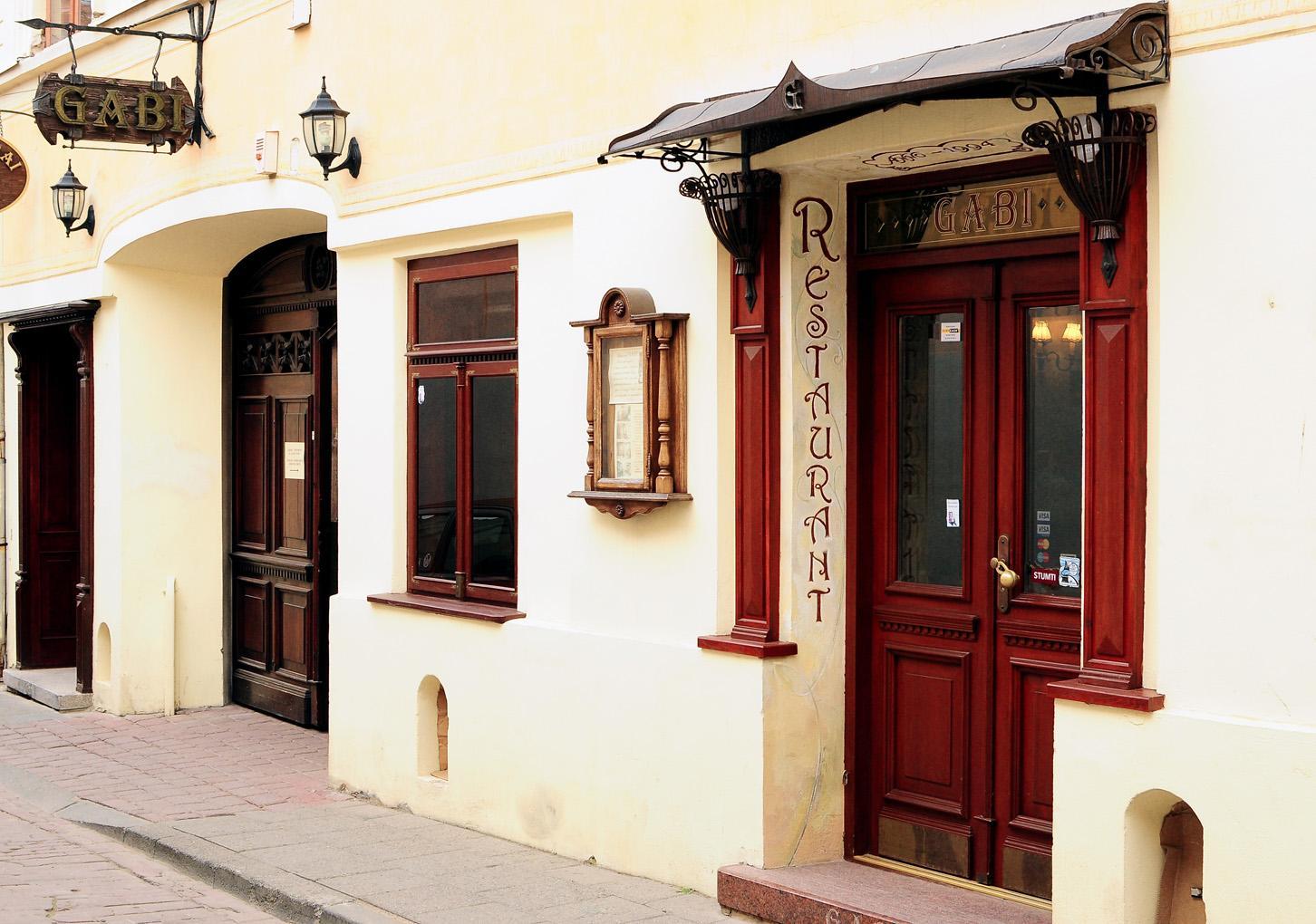 Ресторан «Gabi», или Двадцать лет спустя