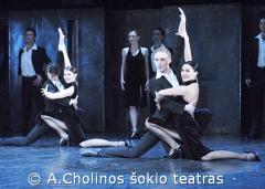 Театр танца Анжелики Холиной  - на крупных сценах Китая
