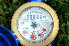 Не декларирующим показания счётчиков воды –  счета за среднее количество потребляемой воды