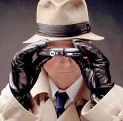 Берегитесь шпионов!