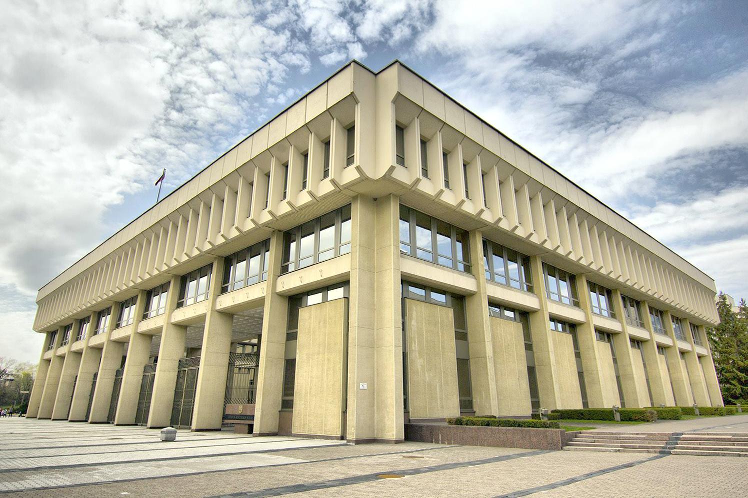 Президент Литвы потребовала отЕС расширить санкции против Российской Федерации