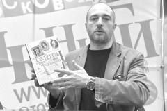 Дмитрий Миропольский представит в Вильнюсе свой бестселлер - «Тайна трёх государей»