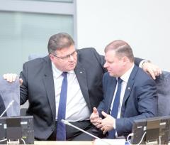 В Литве заговорили о контактах с Россией