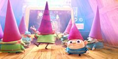 Снова – гномы Новый мультфильм «Гномы в доме»  от авторов «Шрека» и «Реальной белки»