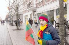 С днём  рождения, Литва!