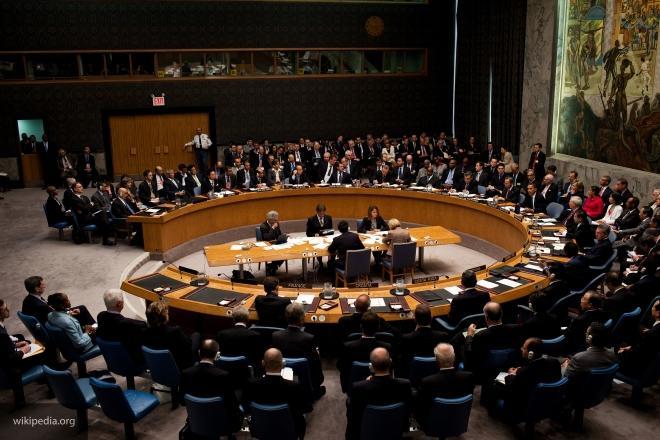 США возглавят Совет Безопасности ООН