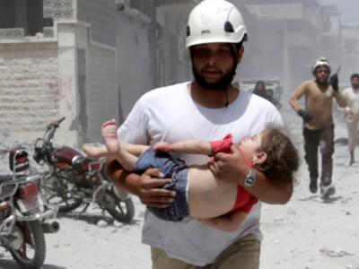 СМИ: шведские врачи разоблачили чудовищную ложь «спасателей» из «Белых касок»