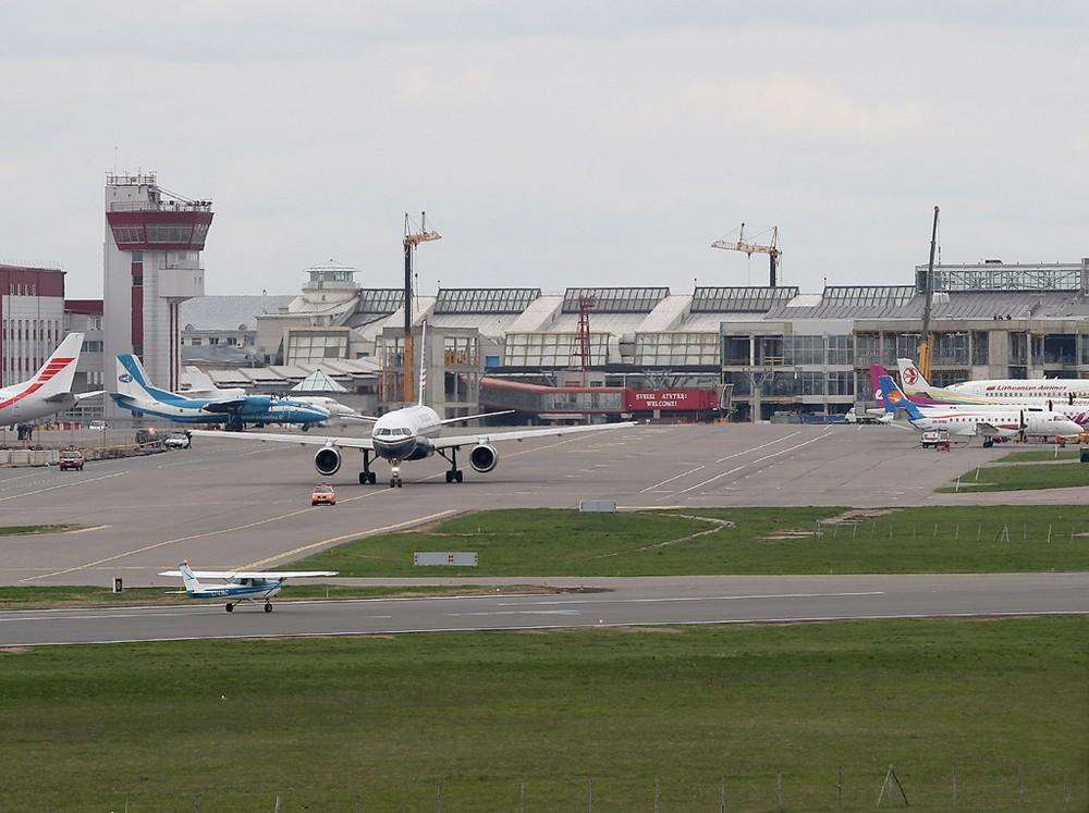 Пассажиропоток «Пулково» вIквартале вырос на25% год кгоду