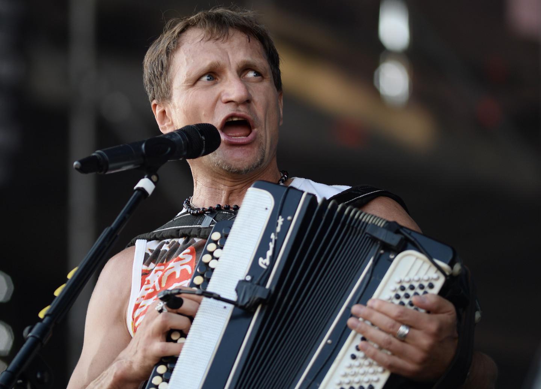 Олег Скрипка предложил создать гетто для дебилов, не знающих украинский язык