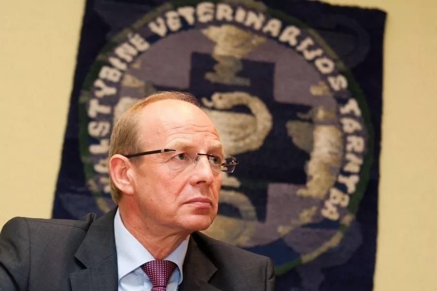 Конституционный суд разберется в деле об увольнении экс-главы ветслужбы