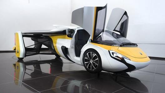 Словаки запустят летающий автомобиль всерийное производство
