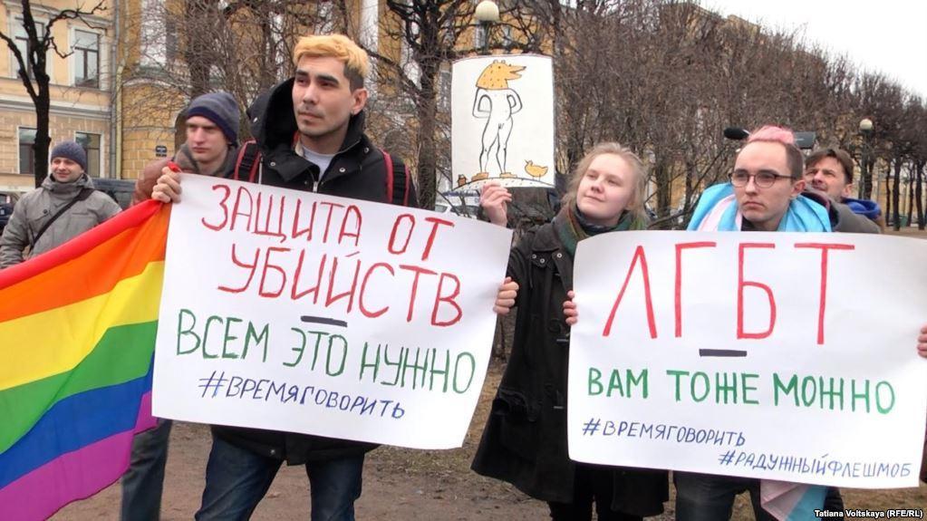 Совет Европы по инициативе литовцев осудил преследование геев в Чечне