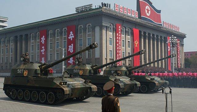 В КНДР заявили о готовности к превентивной атаке на США