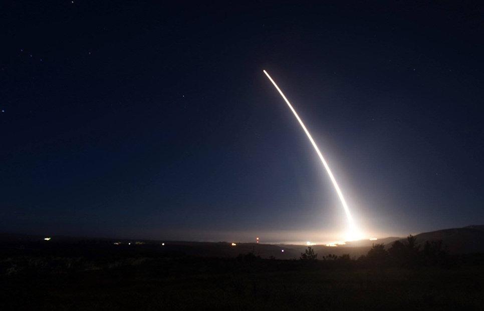 СМИ узнали о планах США испытать межконтинентальную баллистическую ракету