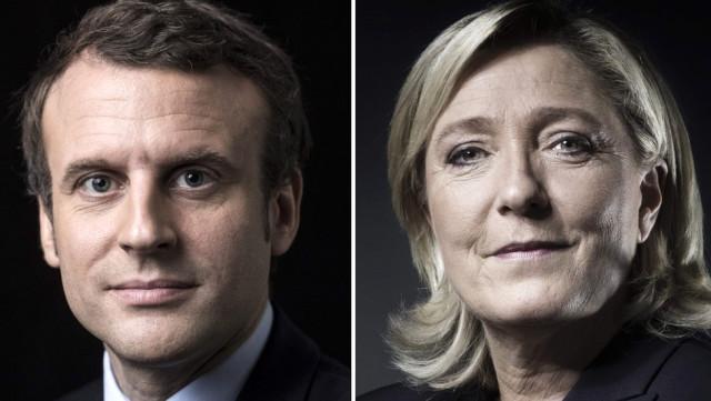 Раскол во Франции: шаг влево, шаг вправо — Макрон