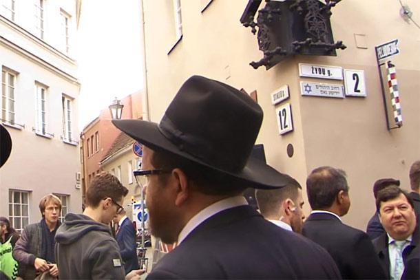 Представитель организации евреев США: не может быть музея во Дворце спорта в Вильнюсе