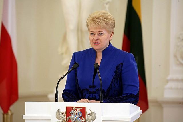 Президент: отказываться от литовского гражданства эмигрантам в Великобритании - бессмысленно