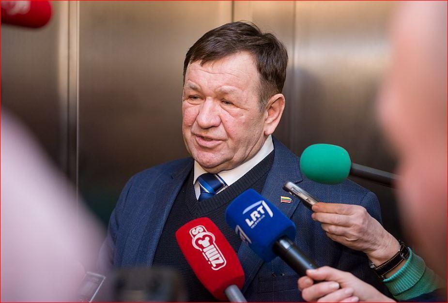 За сексуальные домогательства импичмент грозит депутату Сейма Литвы