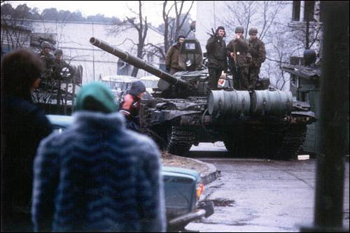 ВЛитве завершили расследование дела 2-х граждан России особытиях 1991 года
