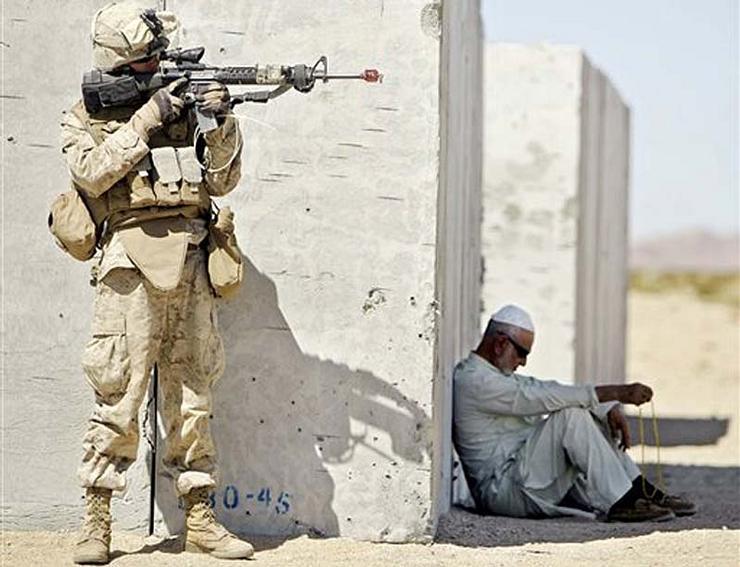 Пентагон: в Афганистане военные США погибли от «дружественного огня»