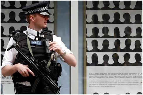 Британская милиция передала о 2-х готовящихся встолице Англии терактах
