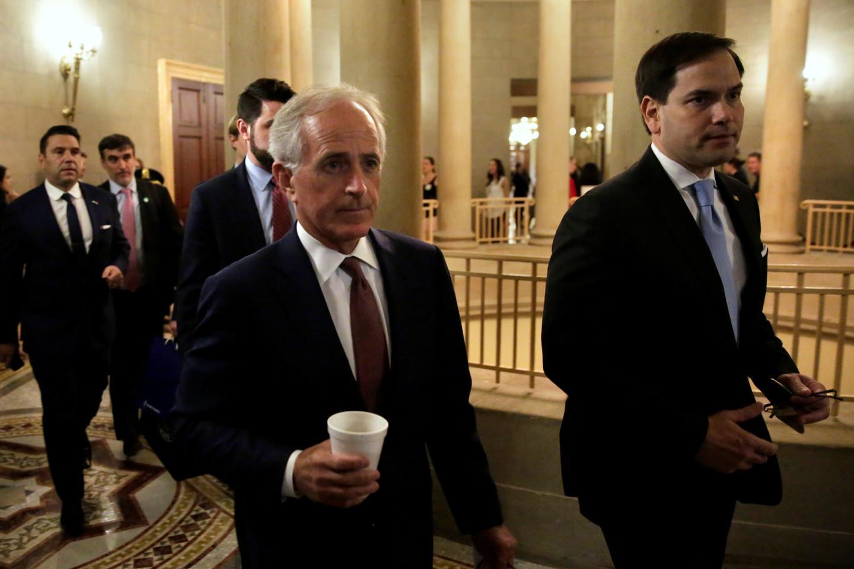 В съезде США анонсировали новые санкции против РФ