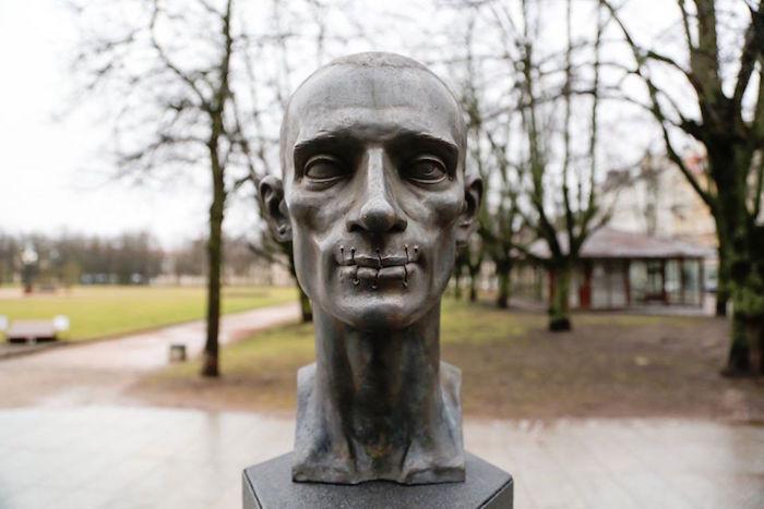 Русский художник Павленский получил политическое убежище воФранции