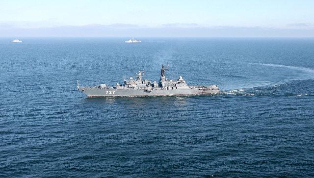 Украина обвинила РФ впопытке захватить судно