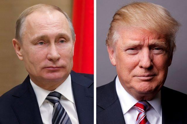 Путин иТрамп встретятся всередине лета вГамбурге