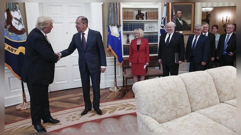 МИД России опроверг фейк CNN о«троллинге» Белого дома