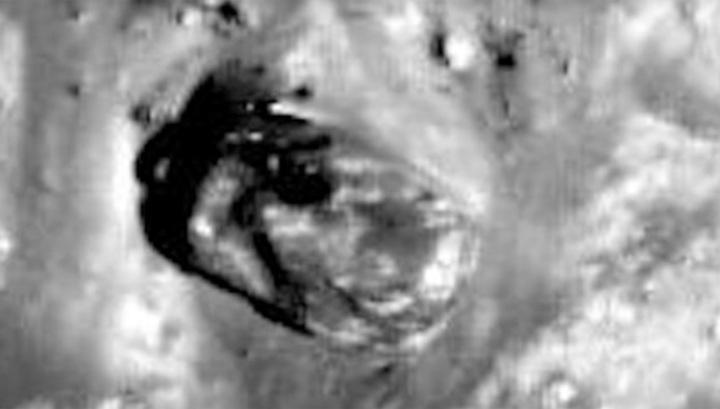 Уфологи отыскали наЛуне танк инопланетян, изучив кадры НАСА